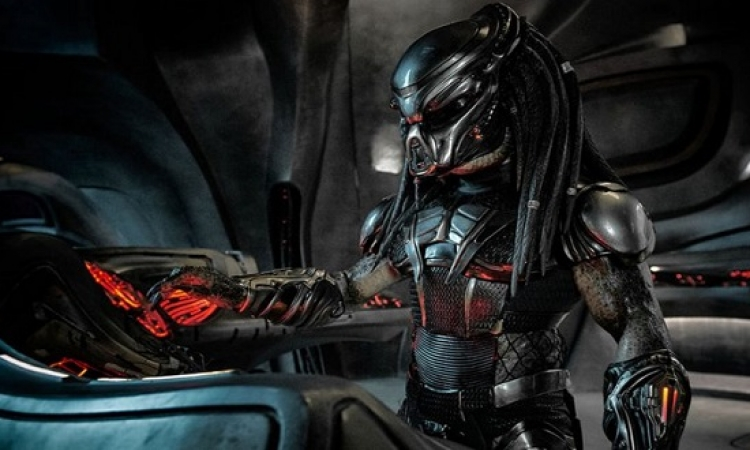The Predator يتصدر إيرادات شباك السينما الامريكية