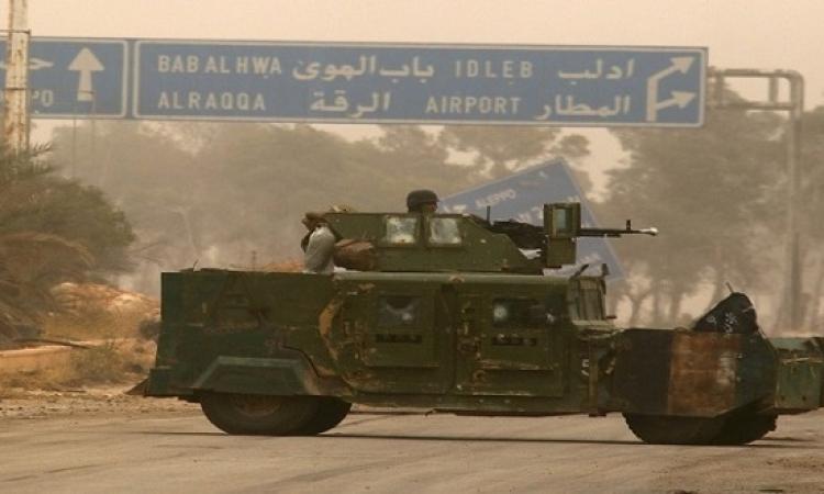 انتهاء مهلة إخلاء المتشددين من إدلب وهيئة تحرير الشام ترفض الخروج