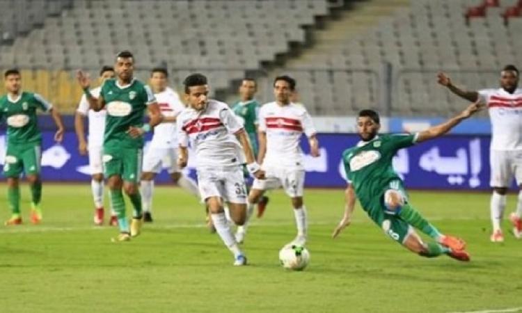 الزمالك فى مواجهة صعبة امام الاتحاد فى البطولة العربية