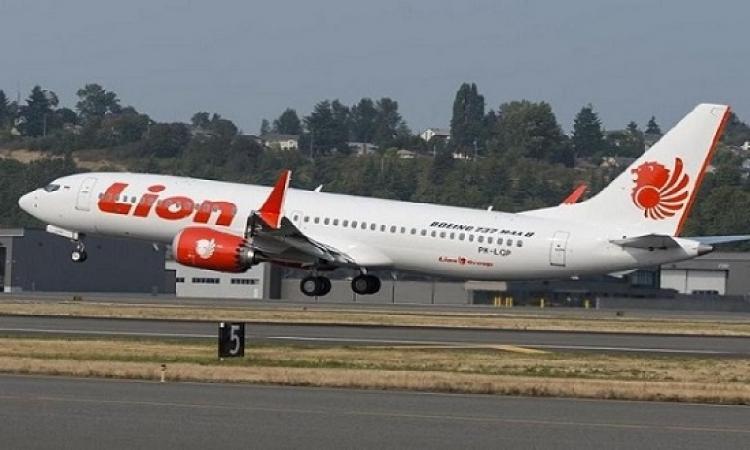 تحطم طائرة ركاب إندونيسية على متنها 188 شخصاً