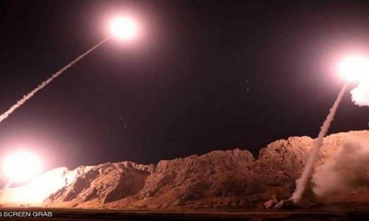 إيران تقصف شرق سوريا بصواريخ باليستية رداً على هجوم الأحواز