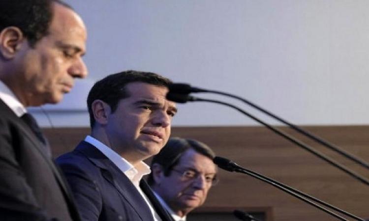 """انتقال الغاز بين مصر واليونان وقبرص قريبا عبر """"كريت"""""""