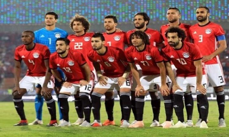 بالصور.. ترتيب مجموعة مصر و تونس بتصفيات أمم أفريقيا 2019