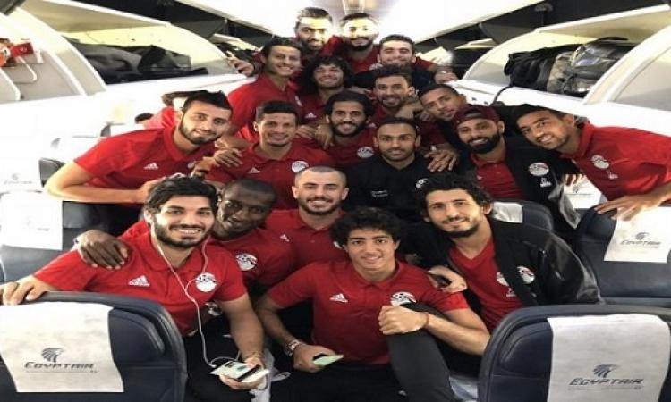 رسميًا ..منتخب الفراعنة يتأهل لنهائيات أمم أفريقيا 2019 بالكاميرون