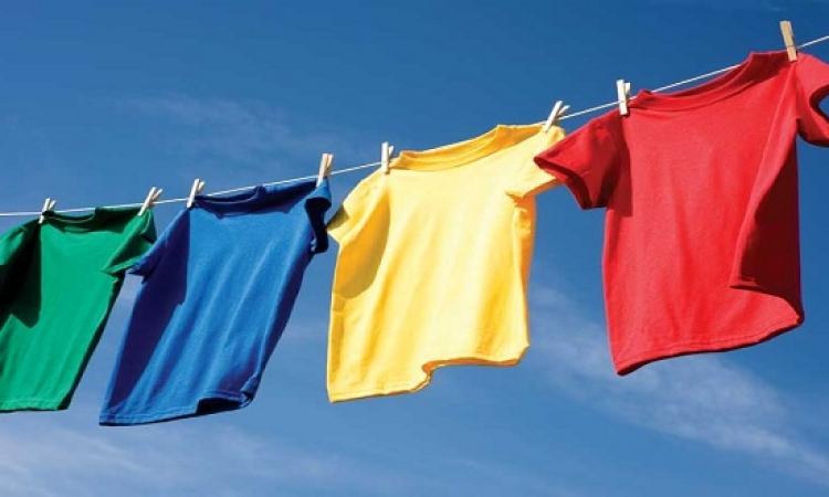 نصائح غالية لتسريع عملية تجفيف الملابس