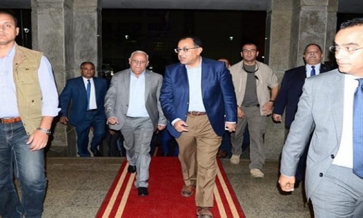 مصطفى مدبولى يتفقد اليوم عدداً من المشروعات الخدمية والتنموية ببورسعيد