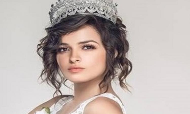 بالصور .. أول جلسة تصوير لملكة جمال مصر ريم رأفت بعد تتويجها بساعات