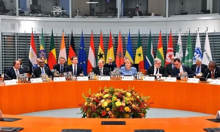 السيسى يشارك فى الجلسة الختامية لقمة G20