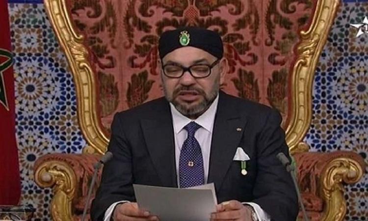 عاهل المغرب يدعو الجزائر لحوار مباشر وصريح لتجاوز الخلافات بين البلدين