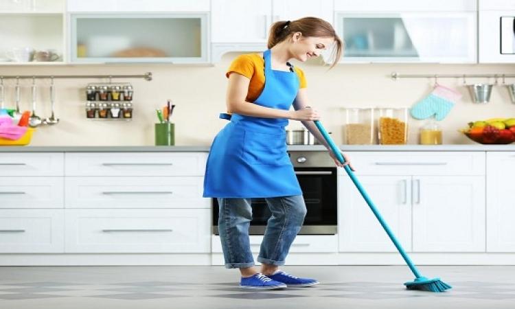 أمور يجب مراعاتها بِشأن تنظيف أرضية المطبخ