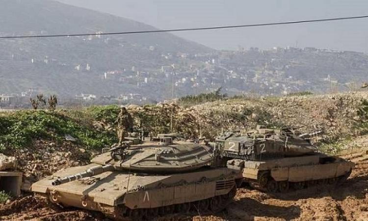 """إسرائيل تطلق عملية """"درع الشمال"""" بشمال لبنان لتدمير أنفاق حزب الله"""
