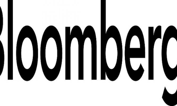 بلومبيرج تدير شبكة الإنتاج الإعلامي لقناة تلفزيون بلومبيرج بالتعاون مع أبسترا