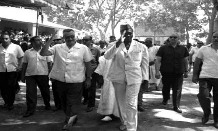 """مصر إيقونة النضال الأفريقى ضد الاستعمار و""""ناصر"""" ملهمه"""