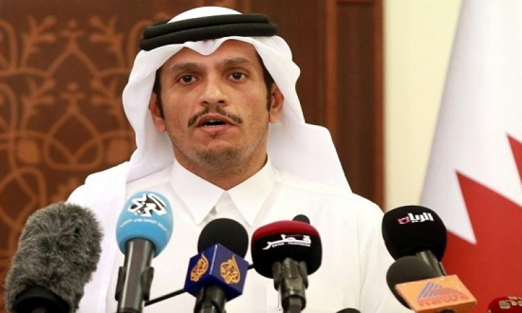 المجلس العسكرى بالسودان يرفض استقبال وزير الخارجية القطرى