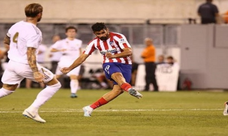 أتلتيكو يُذيق ريال مدريد خسارة مؤلمة 7 / 3 بالكأس الدولية للأبطال