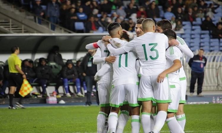 الجزائر تخشى مفاجأة غينيا ومصير مصر و المغرب