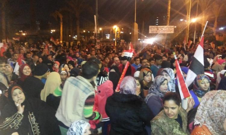 مصدر عسكري: لاخوف من احتفالات ذكري ثورة يناير