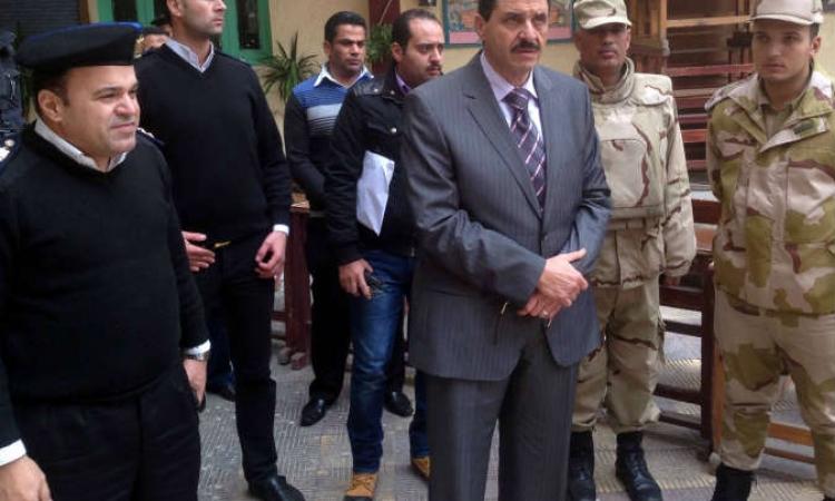 إقبال شديد على اللجان للمشاركة في الاستفتاء بالإسكندرية