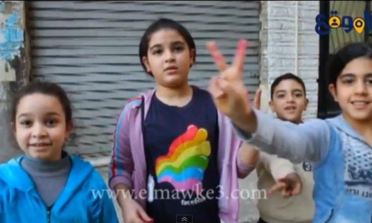 بالفيديو… شاهد…اصغر محللة سياسية فى مصر و رأيها فى الدستور