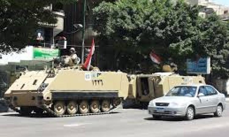 القبض على 27 فرد من عناصر تكفيرية بشمال سيناء
