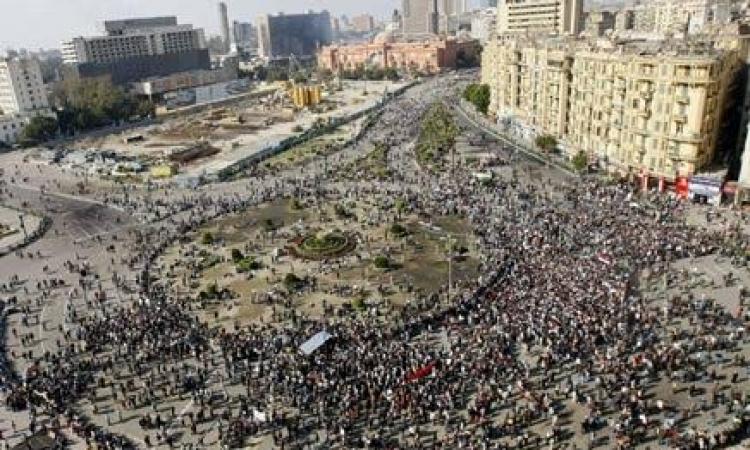 """""""طريق الثورة"""" تنظم مسيرتين للتحرير في ذكري ثورة يناير"""