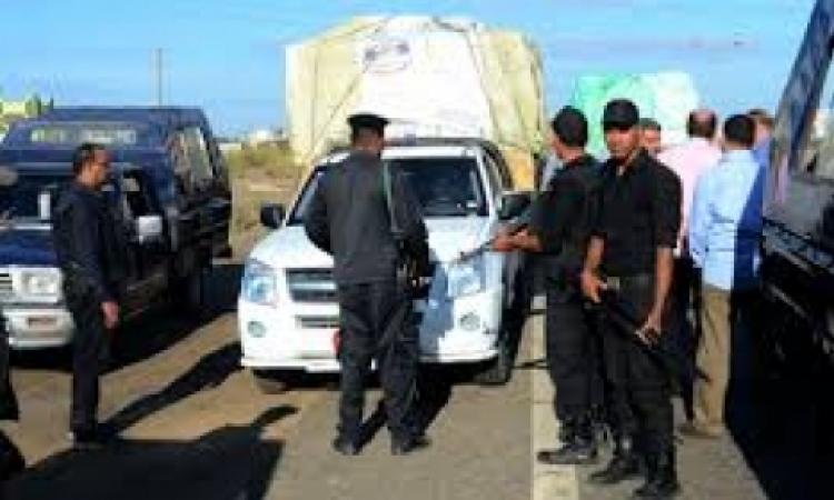 أنصار المعزول يلغون مسيرتهم بسبب التشديدات الأمنية
