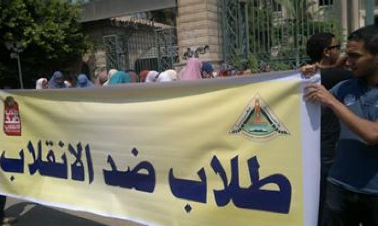 """فصل عام لـ 3 """" طلاب ضد الإنقلاب"""" بكلية الطب جامعة المنصورة"""
