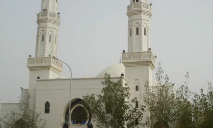 خطبة الجمعة فى مساجد العريش للدعوة للتوبة وبعيدة عن السياسة