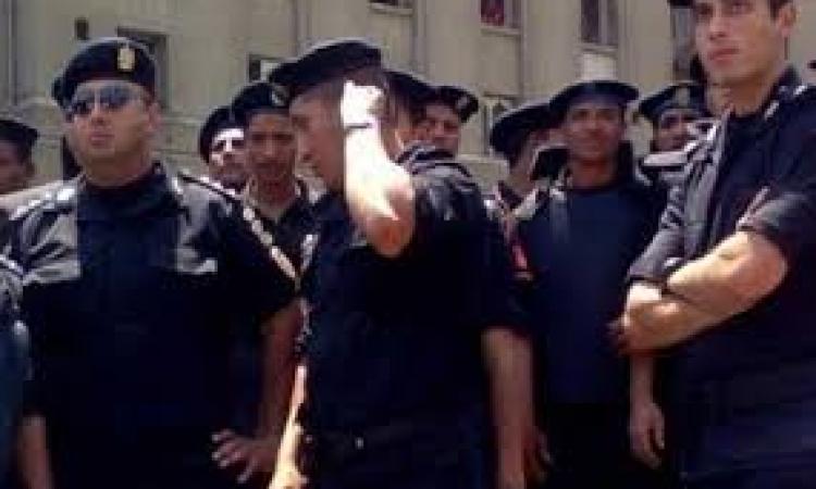 اتحاد افراد الشرطة بكفرالشيخ يشارك في مظاهرة شرطيو مصر 8 فبراير