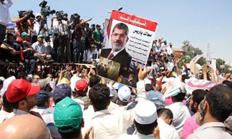 المحامي العام لنيابات دمياط يأمر بحبس ثمانية من عناصر الإخوان لمدة خمسة عشر يوما