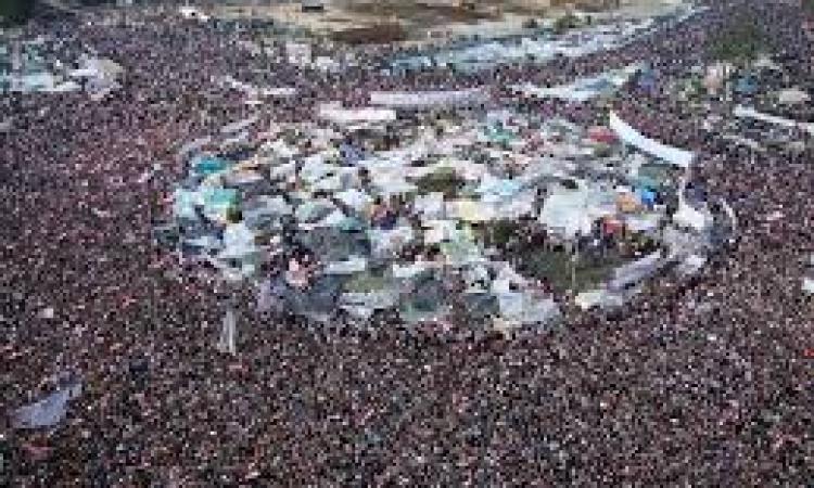 """""""طريق الثورة"""" تنظم مسيرتين ضد العسكر والفلول والإخوان"""