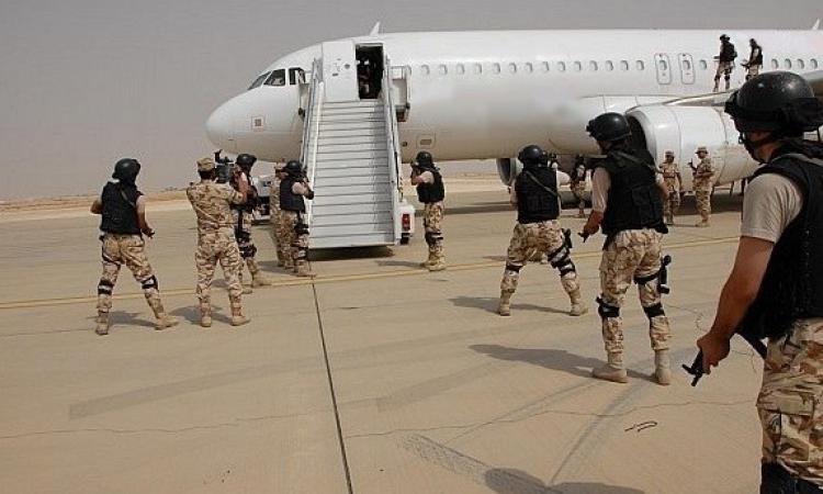 إختطاف طائرة أثيوبية إلى مطار جنيف و القبض على الخاطف