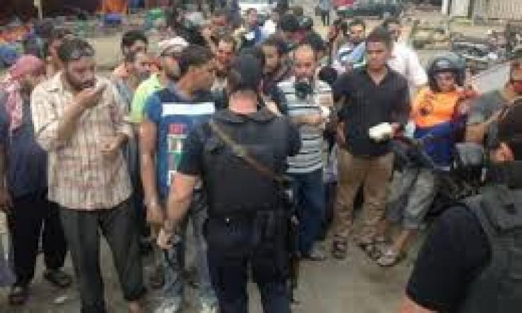 ضبط 4 من عناصرالاخوان قاموا بتصوير سجن الأبعادية بدمنهور