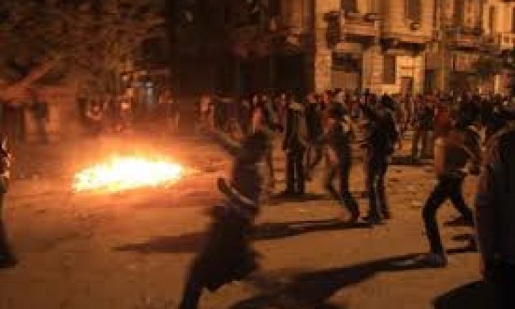 """الشرطة تفرض سيطرتها على """"عين شمس"""" بعد اشتباكات مع """"الإخوان"""""""