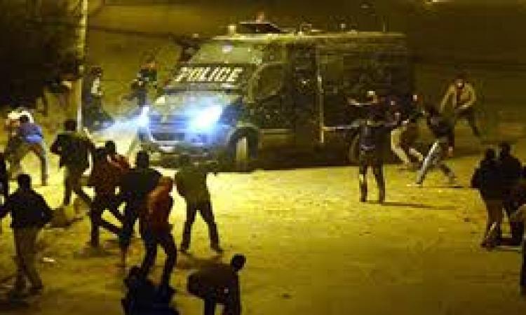 """""""التحالف الوطني"""" لأنصاره: احرقوا سيارات الشرطة واسحلوا الأفراد"""