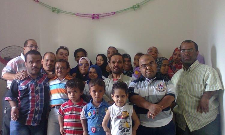 الأقزام يقيمون مهرجان يوم القزم المصري بالاسكندرية
