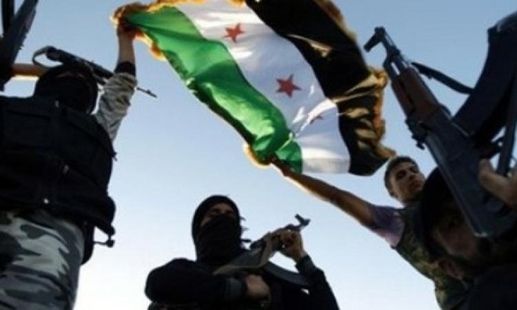 الجيش السوري الحر يصنف الإخوان كجماعة إرهابية
