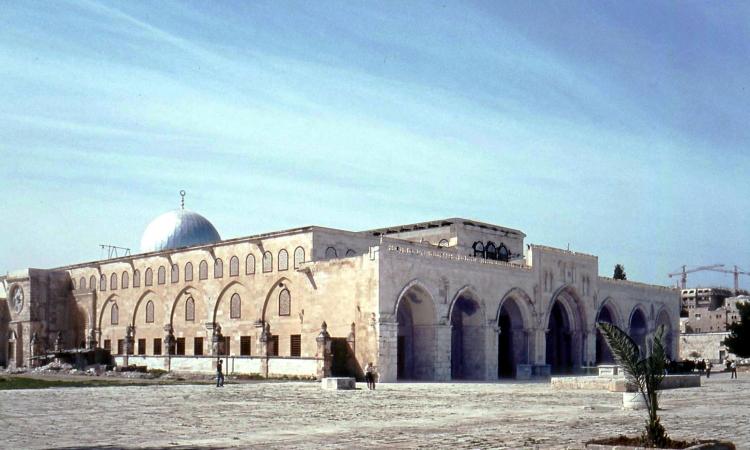الأناضول: 16 مستوطناً إسرائيلياً يقتحمون المسجد الأقصى