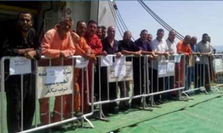 """مطالبات بإقالة رئيس """"المصرية للعمالة البحرية"""" بالإسكندرية"""