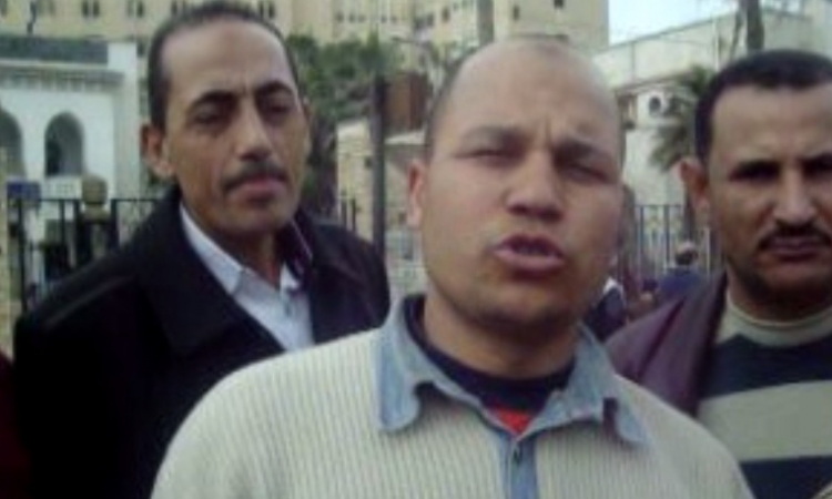 الموظفون المدنيون بمديرية أمن كفرالشيخ يضربون عن العمل