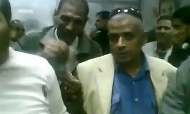 بالفيديو..تكدس المواطنين بسنترال دسوق بسبب تعطل شبكة المعلومات