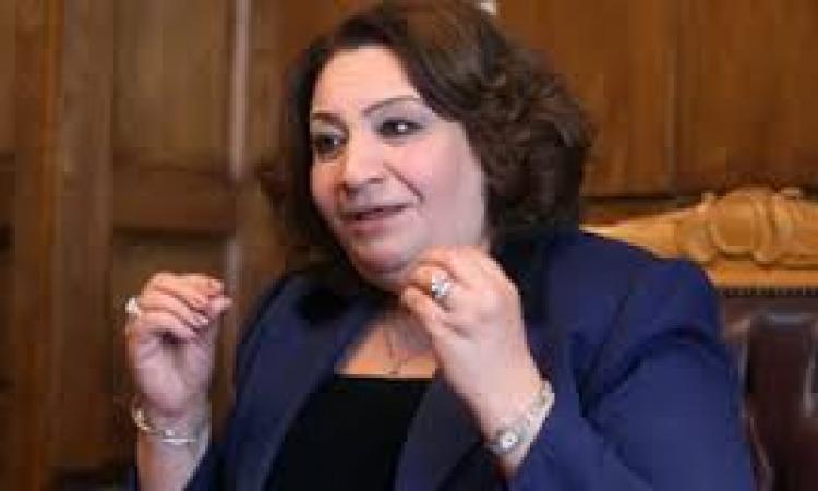 تهاني الجبالي: مصر لن تنهزم بسبب وجود المرأة