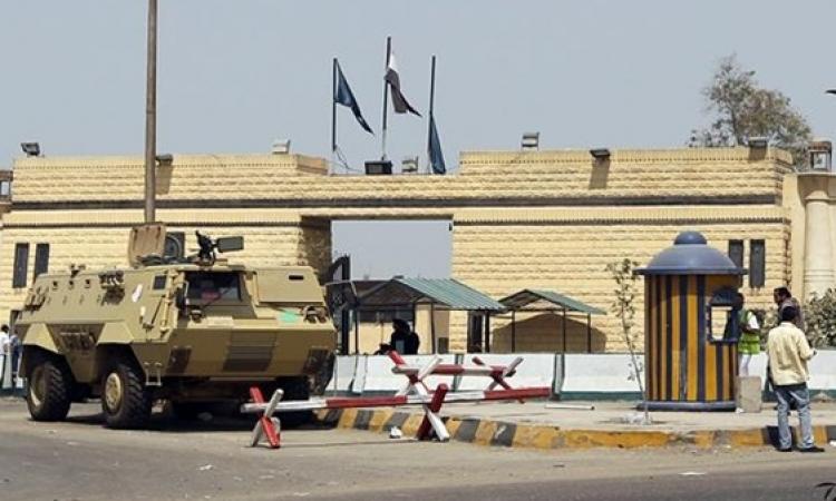 مصرع مسجون داخل حجز قسم شبرا الخيمة