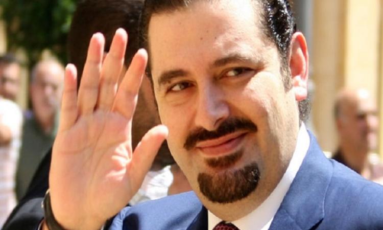 """بالفيديو- سعد الحريري: السيسي رجل دولة قوي وصريح و""""قريب من القلب"""""""