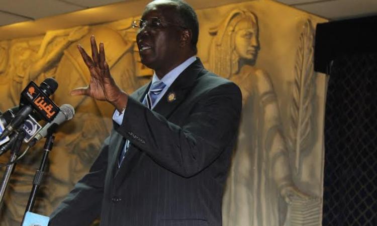 """سفير جنوب السودان بالقاهرة: مصر أول من دعمنا..وأتمنى التوافق بشأن """"سد النهضة"""""""