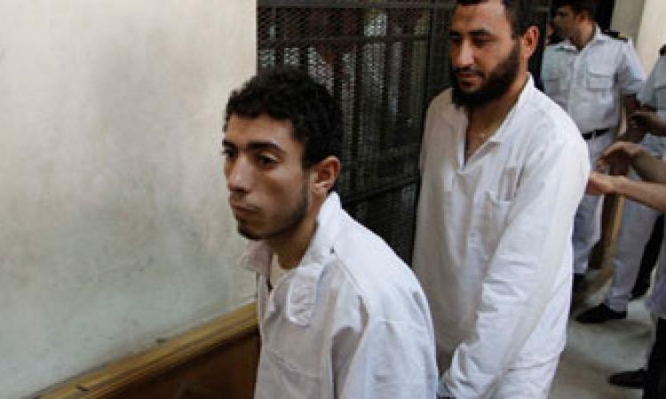 تأجيل محاكمة 56 من المنتمين لجماعة الإخوان بسسب اضراب افراد الشرطة
