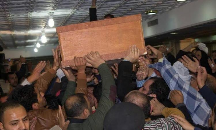 """البابا تواضروس يرسل برقيات تعزية لأسر """"قتلى ليبيا"""""""