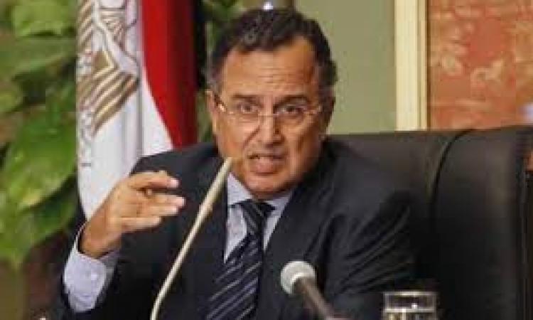 فهمي يلتقي «أصدقاء مصر» في البرلمان البريطاني