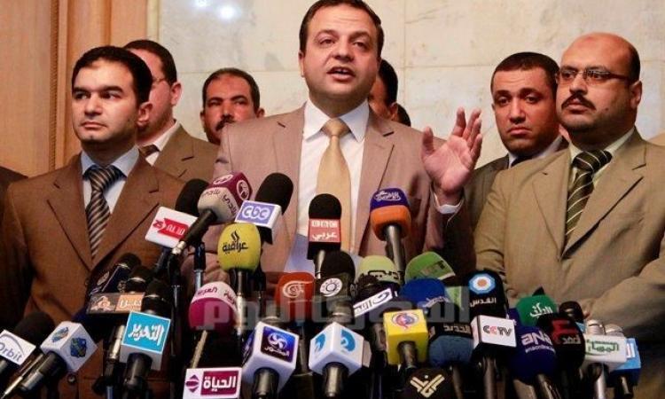 """التحقيق مع المستشار علاء مرزوق لانضمامه لـ""""قضاة من أجل مصر"""""""