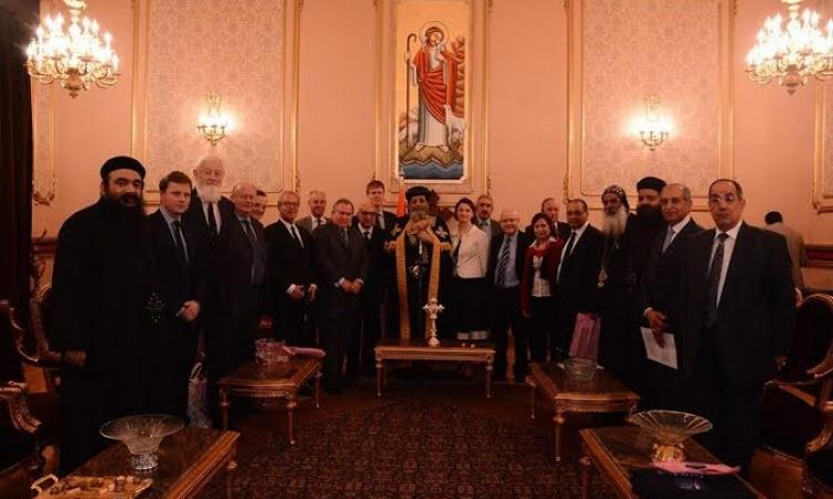 الكنيسة الإنجيلية تقيم أمسية صلاة من أجل السلام في سوريا